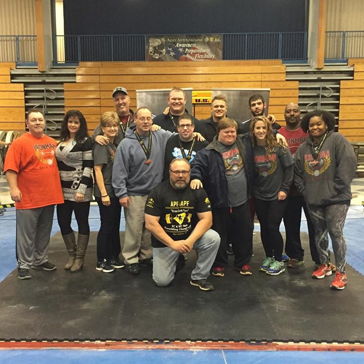 Special Olympics Southeastern Powerlifting Championships