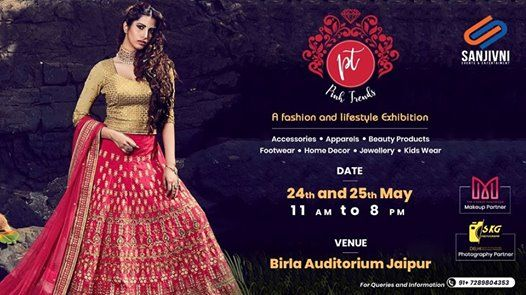 Pink Trends - A Fashion and Lifestyle Exhibition.