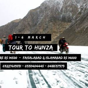 5 Days Tour to Hunza - Besham - Attabad Lake