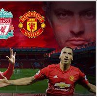 PL Manchester United vs Liverpool
