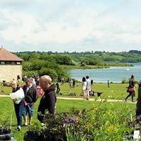 Carsington Water Plant Fair
