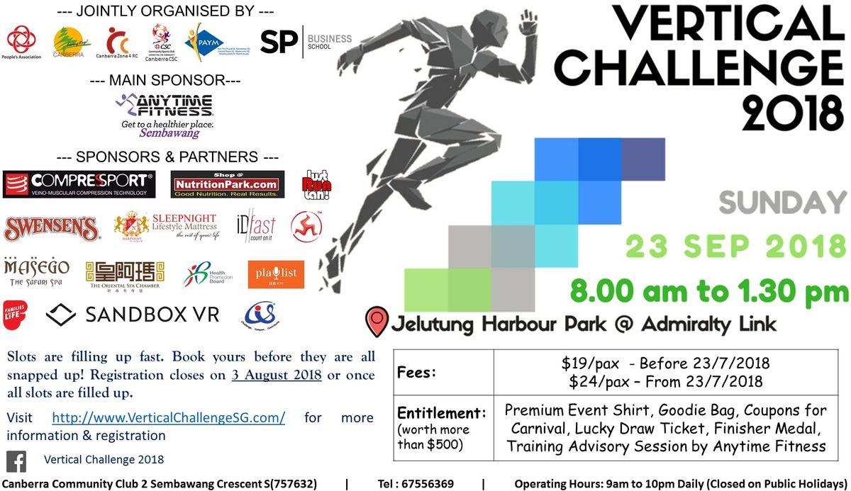 Vertical Challenge 2018