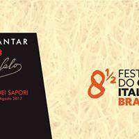 Cinejantar Garofalo da Festa do Cinema Italiano - Brasilia
