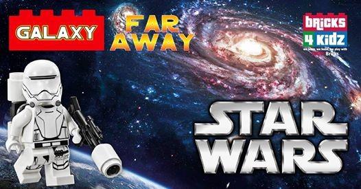 Galaxy Far Away  Yaz Tatili Kamp (5 ya)