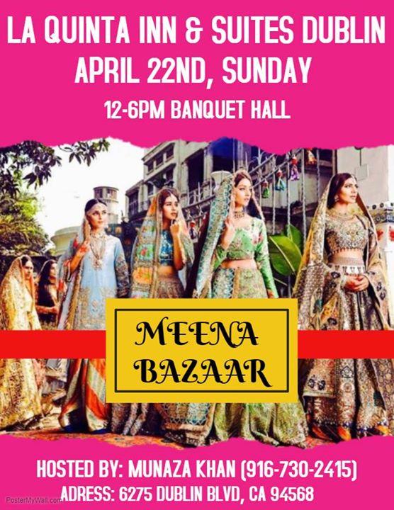 Meena Bazaar in Dublin