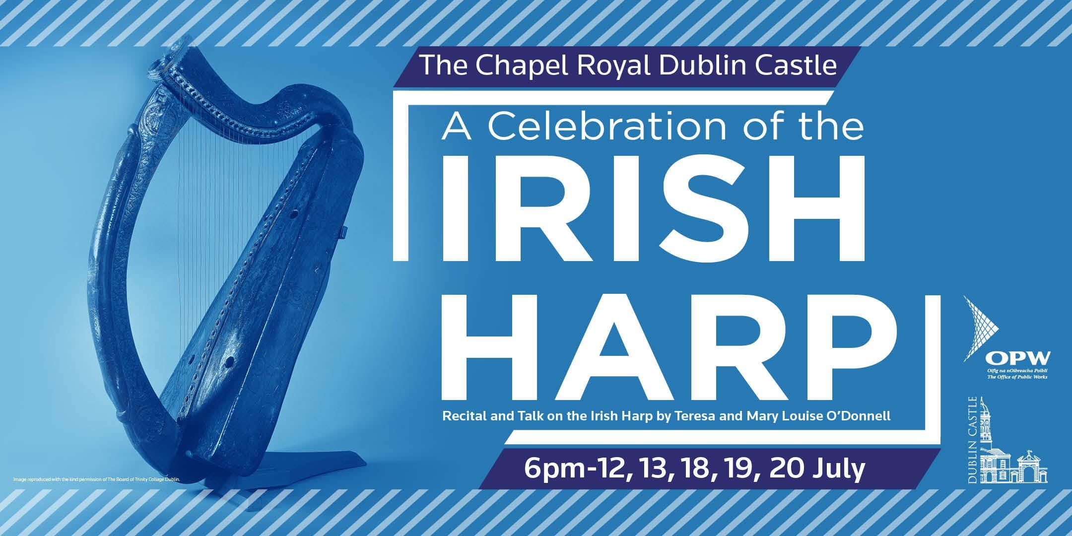 A Celebration of the Irish Harp