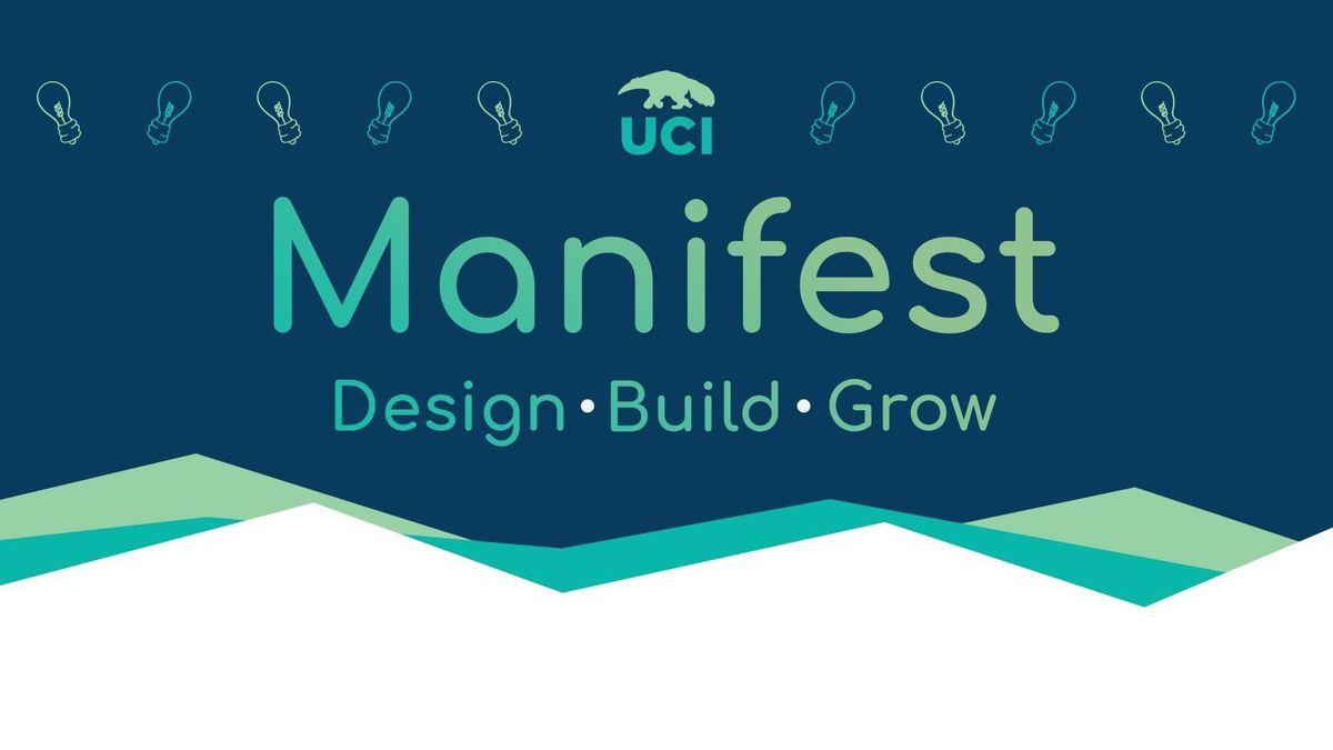 Manifest Presents A UCI Startup Community