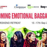 Overcoming Emotional Baggage Womens Weekend Retreat