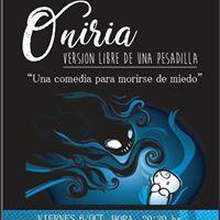 Oniria versin libre de una pesadilla