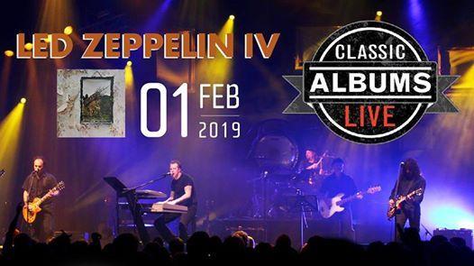 Classic Albums Live Led Zepplin IV