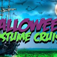 Saturday October 28- 4 to 6PM Kid Friendly Halloween Cruise