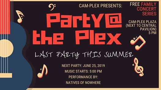 Party at the Plex - Natives of Nowhere | Gillette