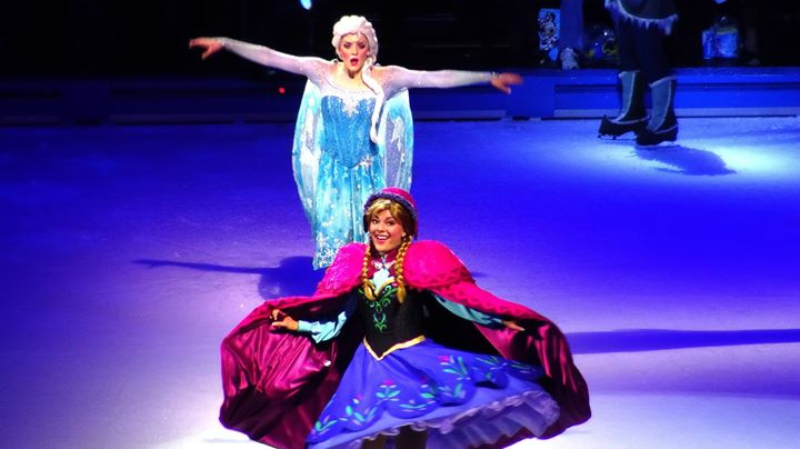 Disney On Ice Frozen At Royal Farms Arena Baltimore MD