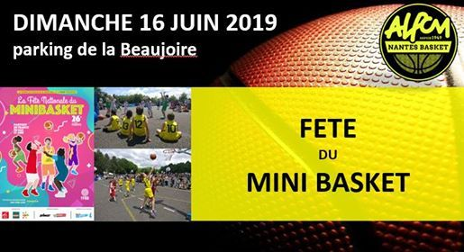 Fête Du Mini Basket At Stade De La Beaujoire Nantes