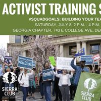 Activist Training Series - SquadGoals Building Your Team