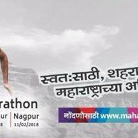Nagpur Maha Marathon..