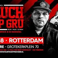 Paluch Zota Owca x Hemp Gru  Rotterdam 17.03.2018