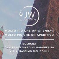 Just Wine Bologna - Open Bar