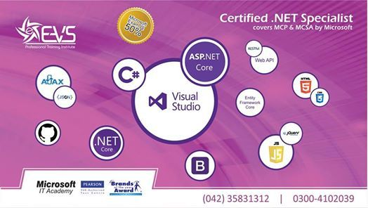 Free Seminar on .NET Core C ASP NET MVC & Xamarin