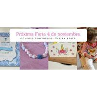 Feria Colegio Don Bosco - Vidina Bebes