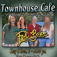 Patio Party at the Townhouse Cafe