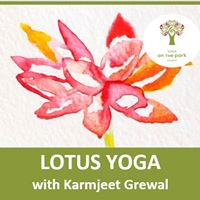 LOTUS YOGA with Karmjeet Grewal