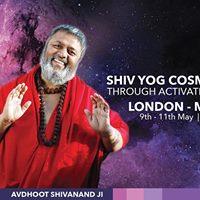 Shiv Yog Cosmic Healing Through Activation of 3rd Eye