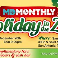 Holiday in the Zoo with MD Monthly