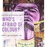 Whos Afraid of ColourAt Button Factory Arts Centre