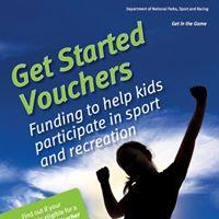 Get Started Vouchers Open
