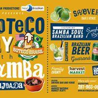 Samba &amp Feijoada with Samba Soul Band