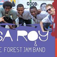 HIFA 17 Sa Roy &amp The Forest Jam Band