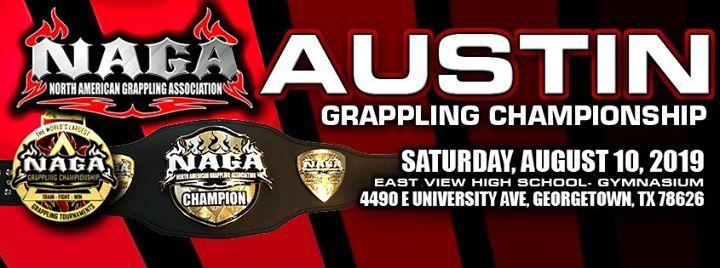 2019 NAGA Austin Grappling Championship at East View High School, Weir
