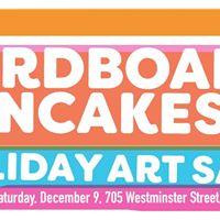 Cardboard Pancakes