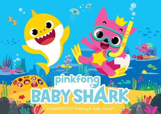 Pinkfong Baby Shark  Kids Concert