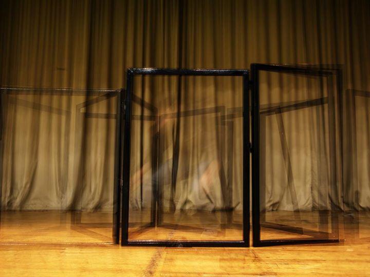 InterSpace Reframe Anita Maria Christakis Performance
