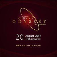Joey Yaps Qi Men Odyssey Seminar