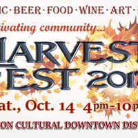Harvest Fest Cultivating Community