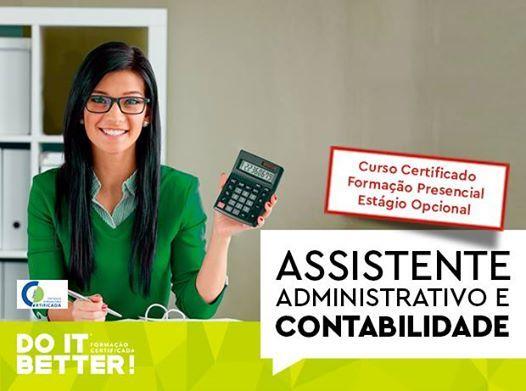 Curso Assistente Administrativo e Contabilidade