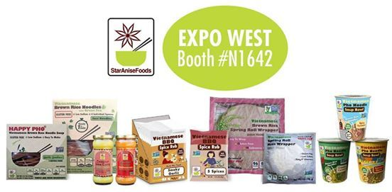 Star Anise Foods at Expo West