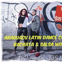 Araguacu Comes To London Workshop &amp Social