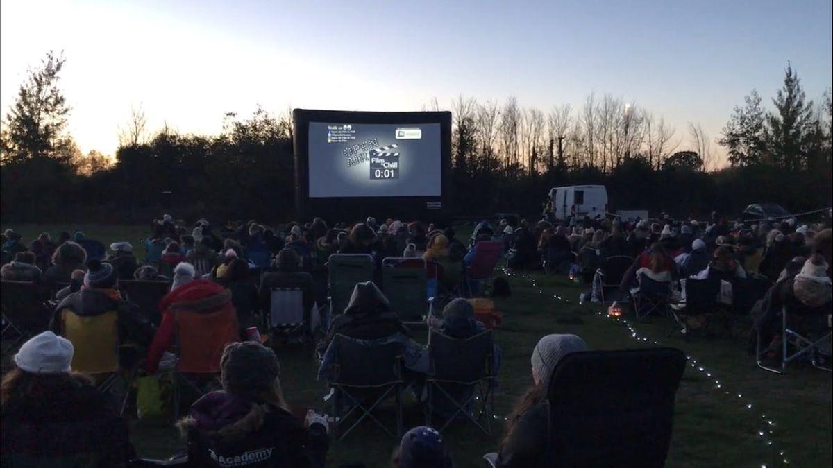 Bohemian Rhapsody (12A) on a Outdoor Cinema Experience Birmingham