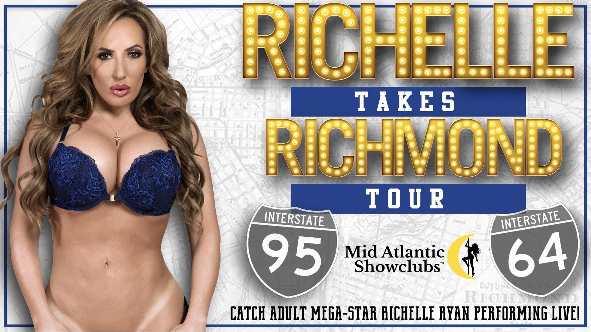 Richelle Ryan Live