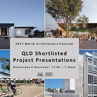2017 Pre- WAF QLD Presentations
