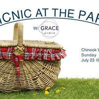 Grace Connect Event Picnic AT the PARK
