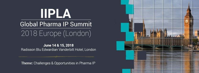 IIPLA Global Pharma IP Summit