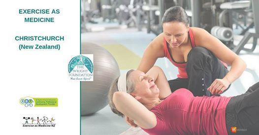 Exercise as Medicine course