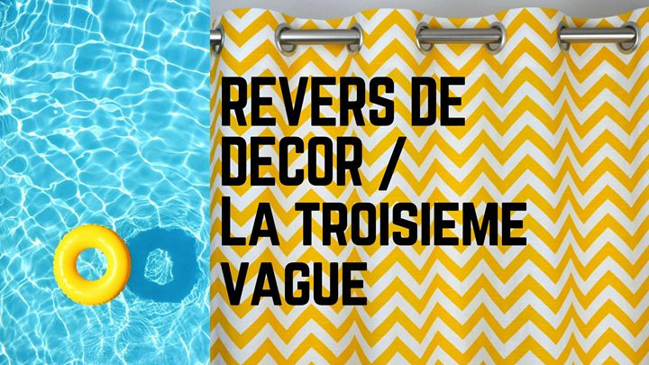 Revers De Decor La Troisieme Vague Spectacle Theatre Ensaia At