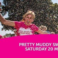 Cancer Research UK Pretty Muddy