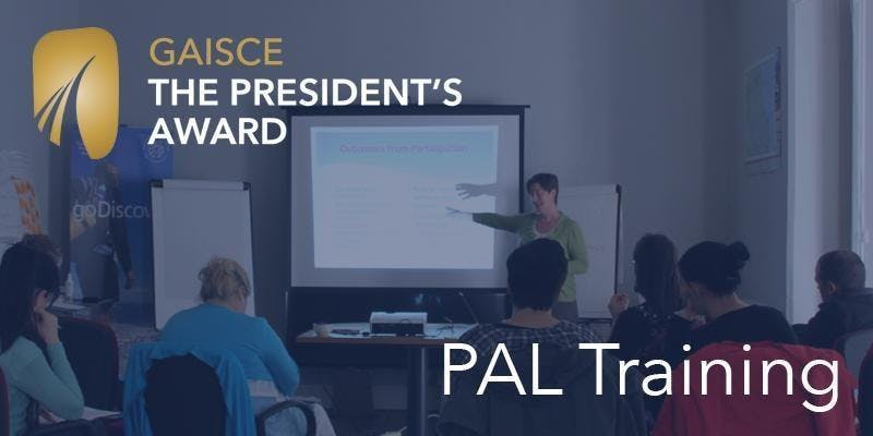 Gaisce PAL Training Workshop - Dublin 12718